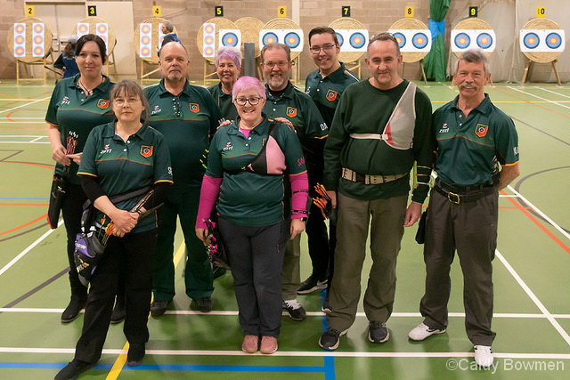Caldy Bowmen Recurve and Compound Teams
