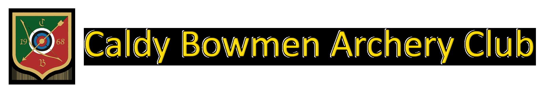 Caldy Bowmen logo