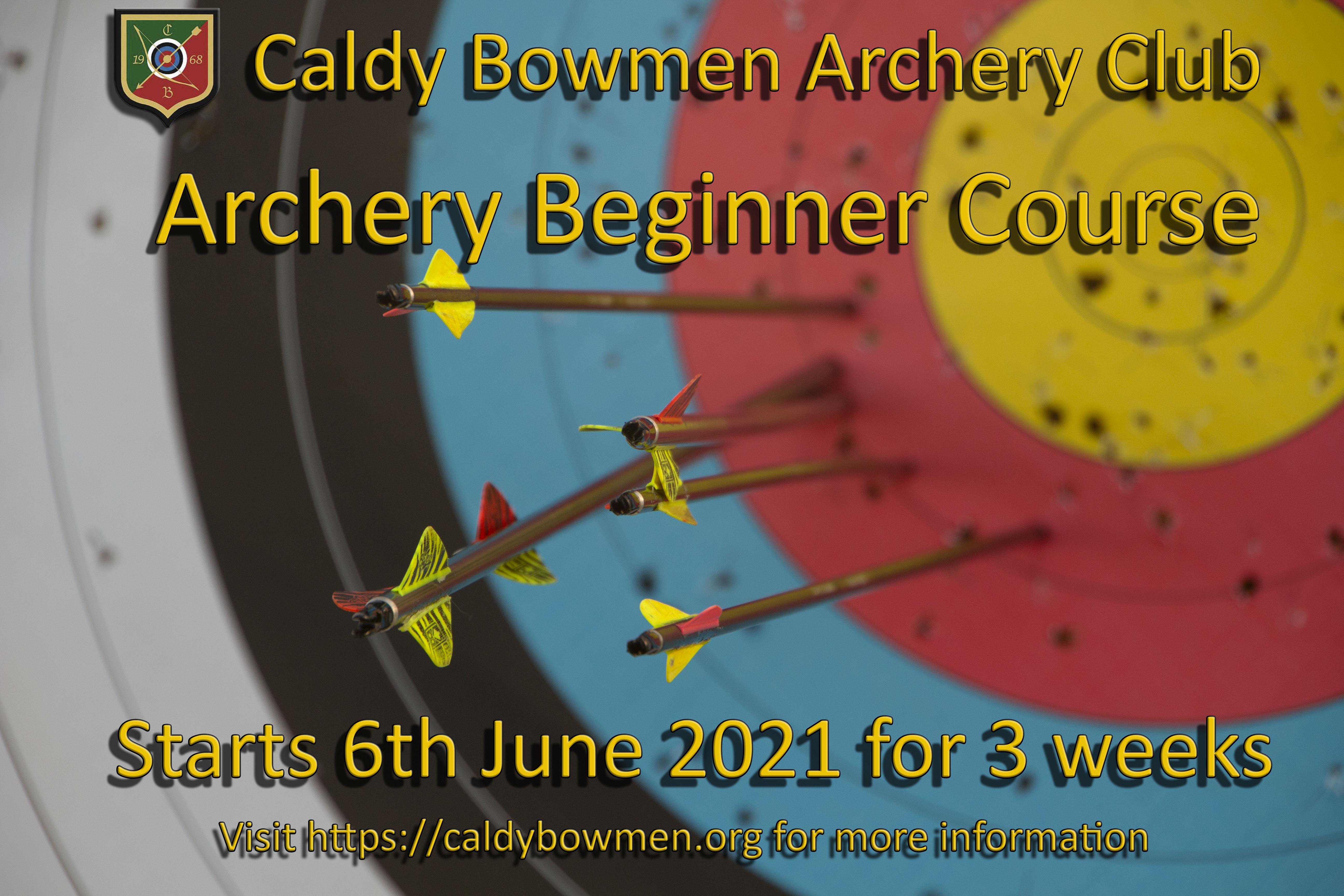 Beginner Course June 2021